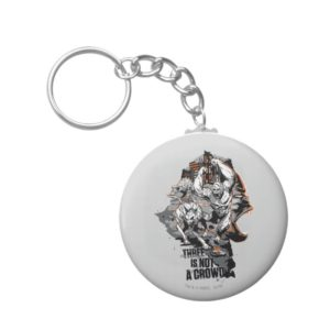 RAMPAGE   Three is Not a Crowd Keychain