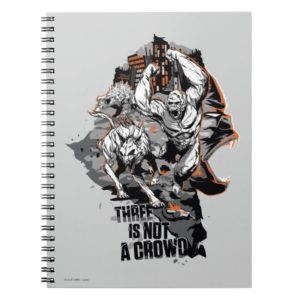 RAMPAGE | Three is Not a Crowd Notebook