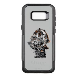 RAMPAGE | Three is Not a Crowd OtterBox Commuter Samsung Galaxy S8+ Case
