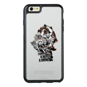 RAMPAGE | Three is Not a Crowd OtterBox iPhone Case