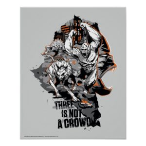 RAMPAGE | Three is Not a Crowd Poster