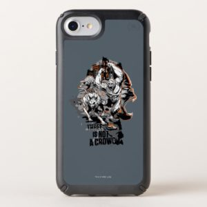 RAMPAGE | Three is Not a Crowd Speck iPhone Case