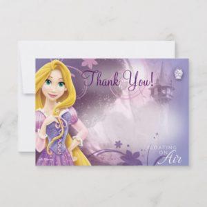 Rapunzel Thank You Cards