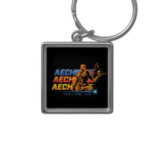 Ready Player One | Aech Graphic Keychain