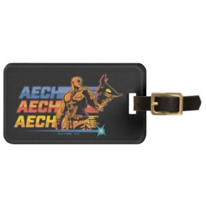 Ready Player One | Aech Graphic Luggage Tag