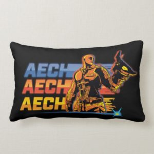 Ready Player One | Aech Graphic Lumbar Pillow