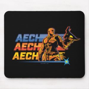 Ready Player One | Aech Graphic Mouse Pad