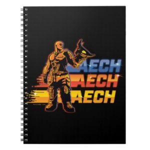 Ready Player One | Aech Graphic Notebook