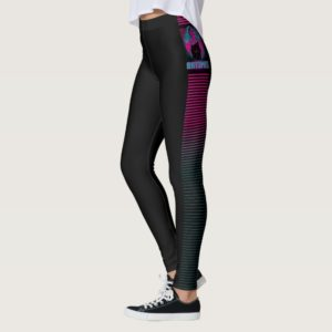 Ready Player One | Art3mis Graphic Leggings