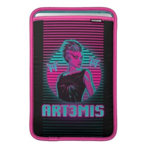 Ready Player One   Art3mis Graphic MacBook Sleeve