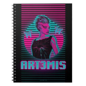 Ready Player One | Art3mis Graphic Notebook