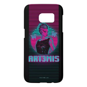 Ready Player One   Art3mis Graphic Samsung Galaxy S7 Case