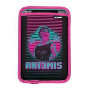 Ready Player One | Art3mis Graphic Sleeve For iPad Mini