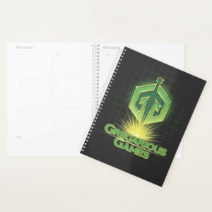 Ready Player One   Gregarious Games Logo Planner