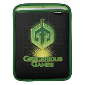Ready Player One | Gregarious Games Logo Sleeve For iPads