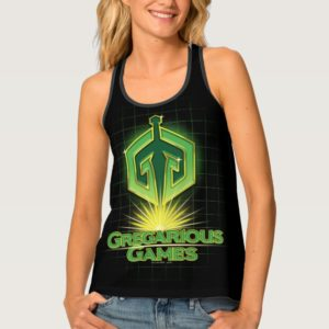 Ready Player One | Gregarious Games Logo Tank Top