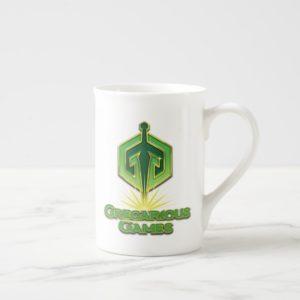 Ready Player One | Gregarious Games Logo Tea Cup