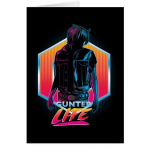 Ready Player One | Gunter Life Graphic