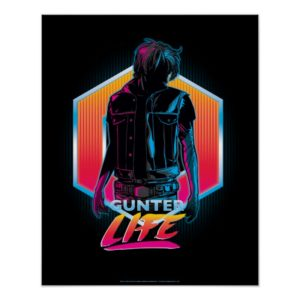 Ready Player One | Gunter Life Graphic Poster