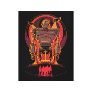 Ready Player One | High Five & Iron Giant Canvas Print