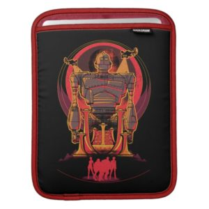 Ready Player One | High Five & Iron Giant iPad Sleeve