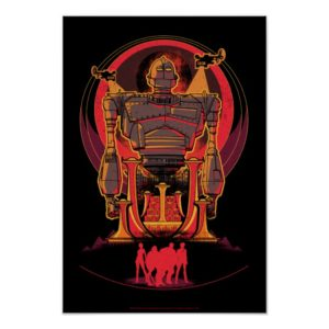 Ready Player One   High Five & Iron Giant Poster