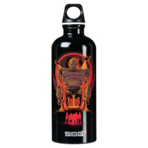 Ready Player One   High Five & Iron Giant Water Bottle
