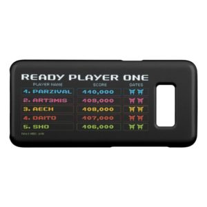 Ready Player One | High Score Leaderboard Case-Mate Samsung Galaxy S8 Case
