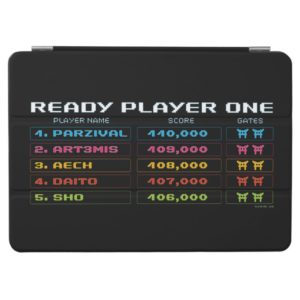 Ready Player One | High Score Leaderboard iPad Air Cover