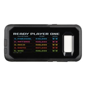 Ready Player One | High Score Leaderboard OtterBox Commuter Samsung Galaxy S8 Case