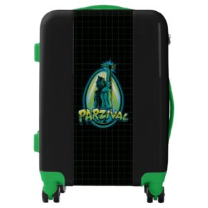 Ready Player One | Parzival With Key Luggage