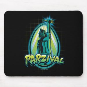 Ready Player One | Parzival With Key Mouse Pad