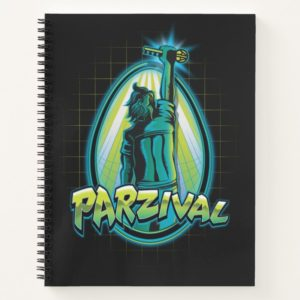 Ready Player One | Parzival With Key Notebook
