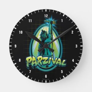 Ready Player One | Parzival With Key Round Clock