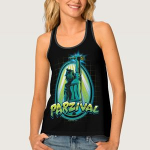 Ready Player One | Parzival With Key Tank Top