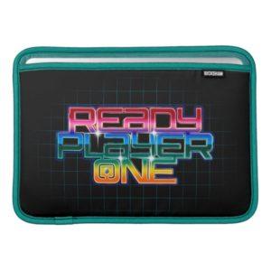 Ready Player One | Rainbow Logo MacBook Air Sleeve