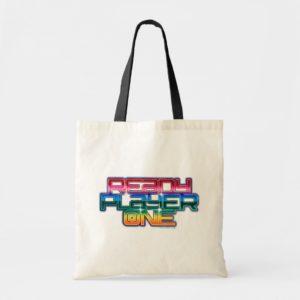 Ready Player One | Rainbow Logo Tote Bag