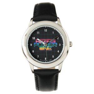 Ready Player One | Rainbow Logo Watch