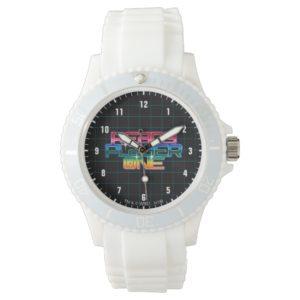 Ready Player One | Rainbow Logo Wrist Watch