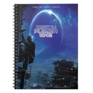 Ready Player One | Theatrical Art Notebook