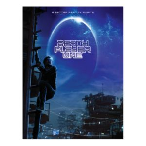 Ready Player One | Theatrical Art Postcard