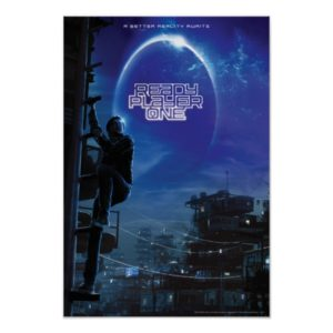 Ready Player One | Theatrical Art Poster