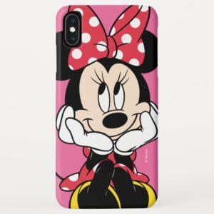 Red Minnie | Head in Hands Case-Mate iPhone Case