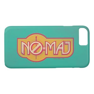Red & Yellow NO-MAJ™ Badge Case-Mate iPhone Case
