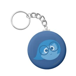 Sadness 2 keychain