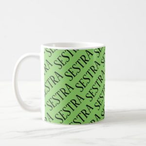 SESTRA clone club TV show Orphan Black Coffee Mug