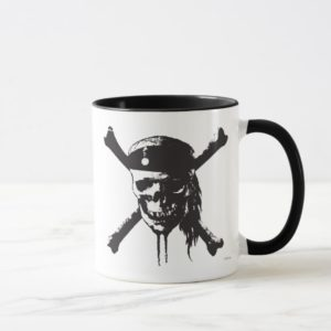 Skull and Cross-Bones Disney Mug