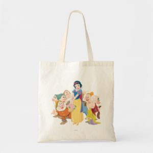 Snow White and the Seven Dwarfs 3 Tote Bag