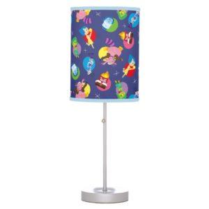 So Many Feelings Pattern Table Lamp
