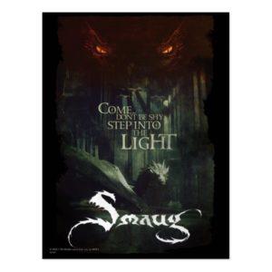 Step Into The Light Postcard
